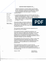 T3 B2 Document Requests Drafts Fdr- (Not in Finding Aid- After Drafts of Doc Req to Fed Agys) DOD Tab Entire Contents- Document Request Drafts and Withdrawal Notices 967