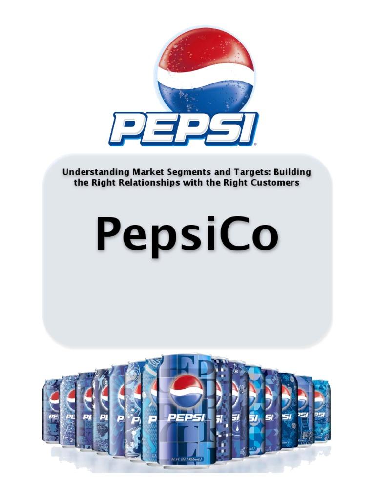 PepsiCo   Pepsi Co   Retail