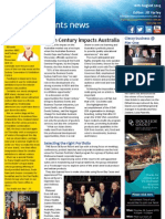 Business Events News for Fri 16 Aug 2013 - Asian Century impacts Australia, Selecting the right Portfolio, Traders to manage disaster, Wowing your guests and much more