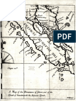 A Map of the Dominions of Johore and of the Island of Sumatra with the Adjacent Islands.