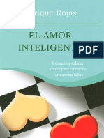 Rojas Enrique El Amor Inteligente