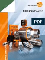 Highlights Broschüre 2012 / 2013