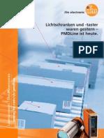 PMDLine Prospekt - Schweiz 2013