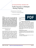 Handling Traffic Dynamics in Multipath