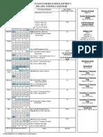 month - 2013-2014 parent calendar