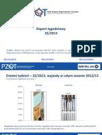PZOT raport tygodniowy (32/2013)