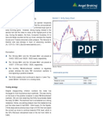 Daily Technical Report, 16.08.2013