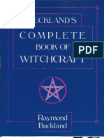 Buckland, Raymond-bucklands Complete Book of Witchcraft