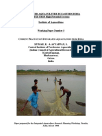 Integrated Fish Farming Current Practices