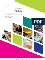 Adult Education Course Guide 2013-14