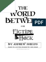 World Between for Fictive Hack 11 12