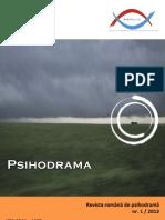 Revista Romana de Psihodrama Nr. 1 - 2013-1