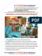 Latest_ Innovative_svsembedded_industrial Automation_ Based Projects List- 2013