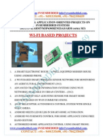 Latest_ Innovative_svsembedded_wi-fi Based Projects List - 2013