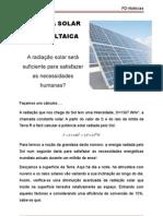 Energia Solar Fotovoltaica - Sandra
