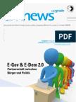 E-Gov & E-Dem 2.0