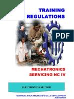 Mechatronics Servicing NC IV