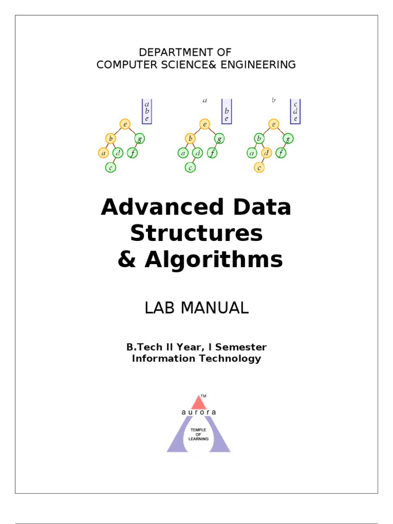 ADS Lab Manual Final | Queue (Abstract Data Type) | Constructor (Object  Oriented Programming)
