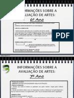 ConteúdosArtes-2oTrimestre