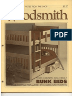 Woodsmith 038 - Mar-Apr 1985 - Bunk Beds
