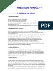 1.-REGLAMENTO DE FÚTBOL 11
