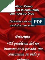 Levítico santidad practica XIII IBE Callao