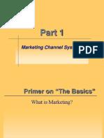 Ch 1 - Marketing Channels - Student Version