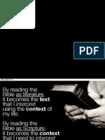 CLE - Jesus' Public Ministry