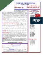newsletter 8-16-13