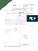 Nalaz 16 8 2013 – Medical report August 16 2013