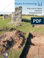 Time Team - King John's Palace, Clipstone