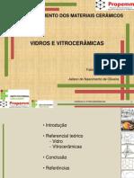 s6 - vidros e vitrocerâmicas