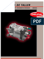 Bomba Common Rail (Dfp1) - Procedimiento de Reparacion