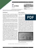 Pulsed field Gel Electrophoresis of DNA.pdf