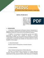 Edital 003-2014 Final