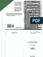 Cuche Denys La Nocion de Cultura en La Ciencias Sociales