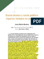 6334264 Razon Tecnica y Razon Politica Espaciostiempos No Pensados (1)