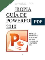 MI PROPIA GUÍA DE POWERPOINT