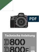 D800 TechnicalGuide De
