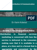 Marketing of Financial Products Ch 4
