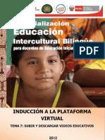 7. Subir y Descargar Videos Educativos