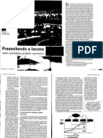 Artigo - André Ribeiro - Preenchendo a lacuna entre Estratégia, Projeto e Processos