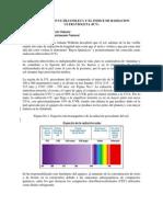 Estudio Radiacion Ultravioleta