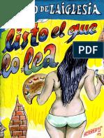 Listo El Que Lo Lea - Alvaro de Laiglesia