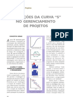 Artigo - Aplicações da Curva ´S´ no Gerenciamento de Projetos