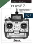 Hitec Eclipse 7 Transmitter Manual