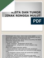 Kista Dan Tumor Jinak Rongga Mulut