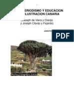 Protoperiodismo y educación en la ilustración canaria