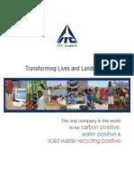 Itc Csr Booklet PDF