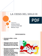 La Crisis Del Siglo III